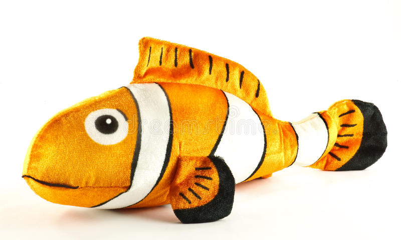 Toy fish stock photography
