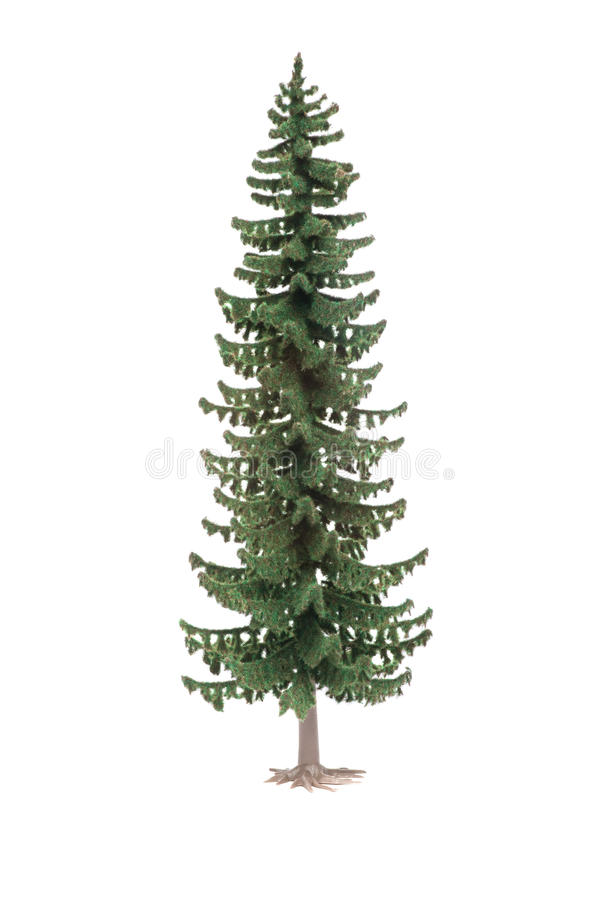 Download Toy fur-tree stock image. Image of isolated, background - 22164643