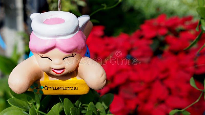 Toy Girl Doll royaltyfria foton