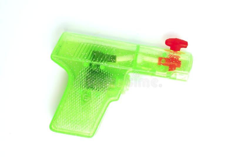 Toy Gun arkivfoton