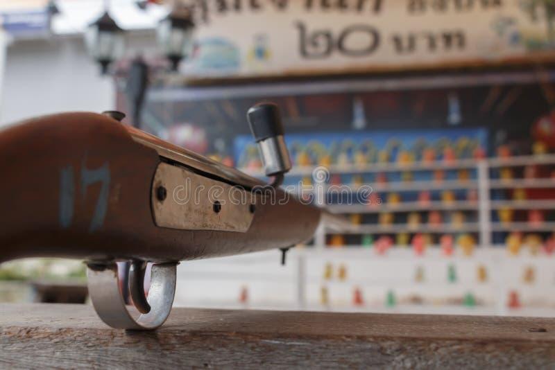 Toy Gun foto de archivo libre de regalías