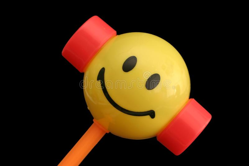 Toy Hammer Stock Photography