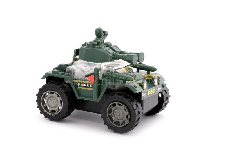 Toy Military Jeep Stock Photos