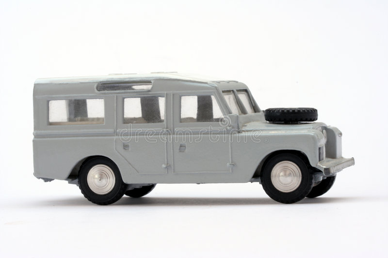 Download Toy model Landrover stock image. Image of rugged, accurate - 710941