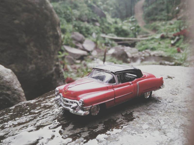 Cadillac Eldorado stock image