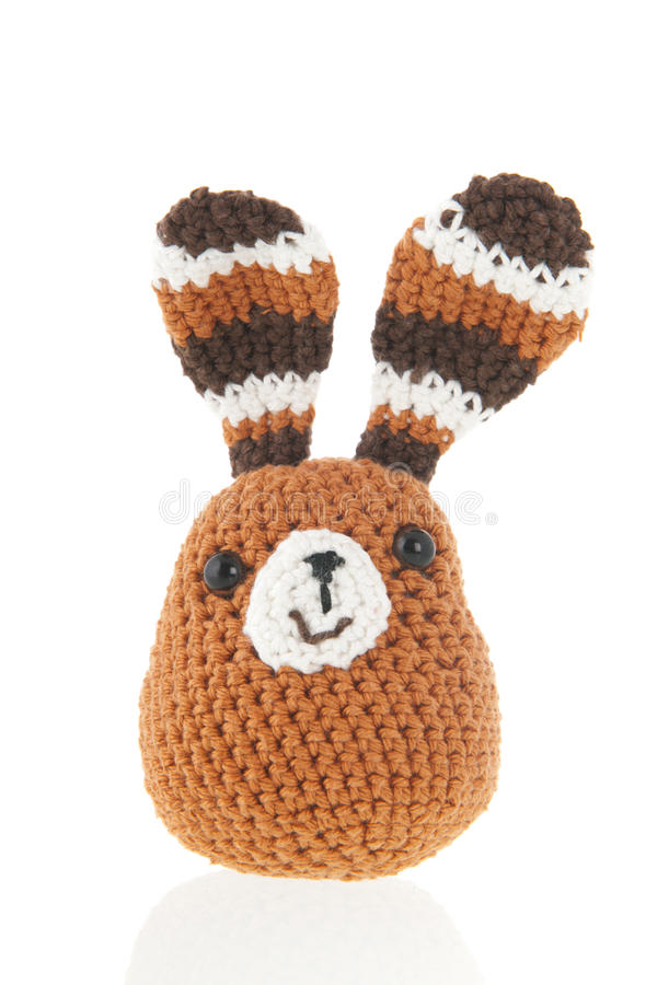 Toy Rabbit image libre de droits