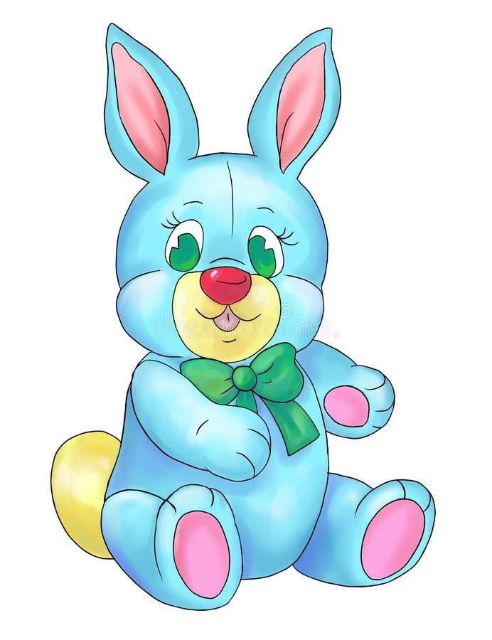 Toy Rabbit libre illustration