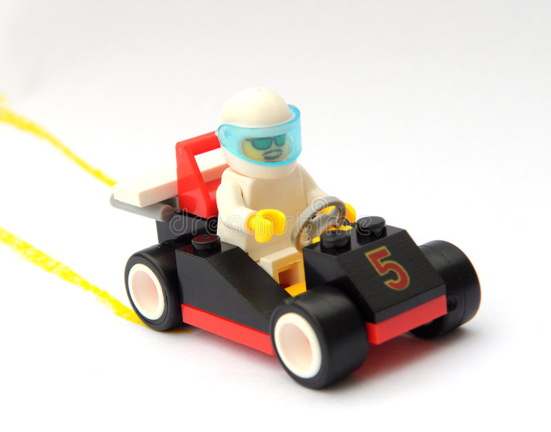 Download The toy race car stock photo. Image of colorful, speedy - 6305068