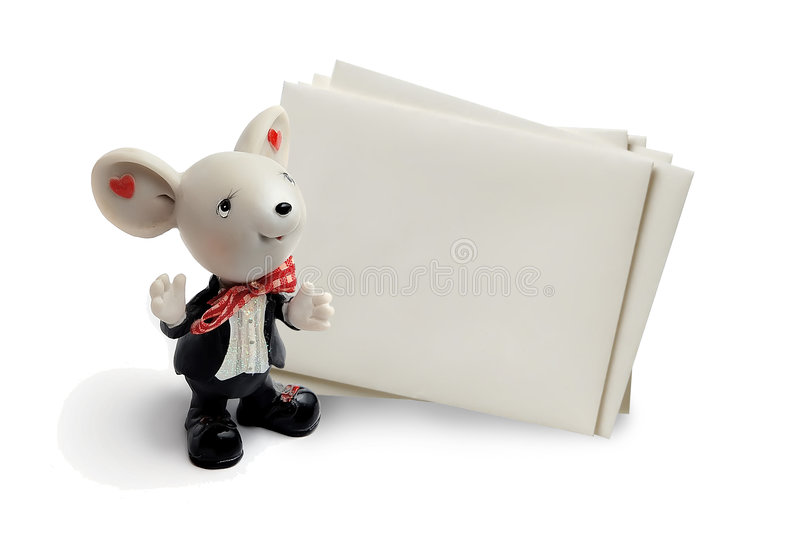 Download Toy rat stock photo. Image of design, delivery, postal - 7314688