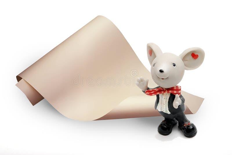 Toy rat