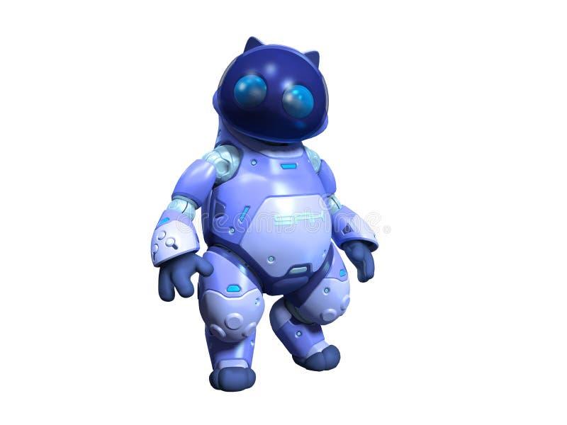 Toy Robot stock de ilustración