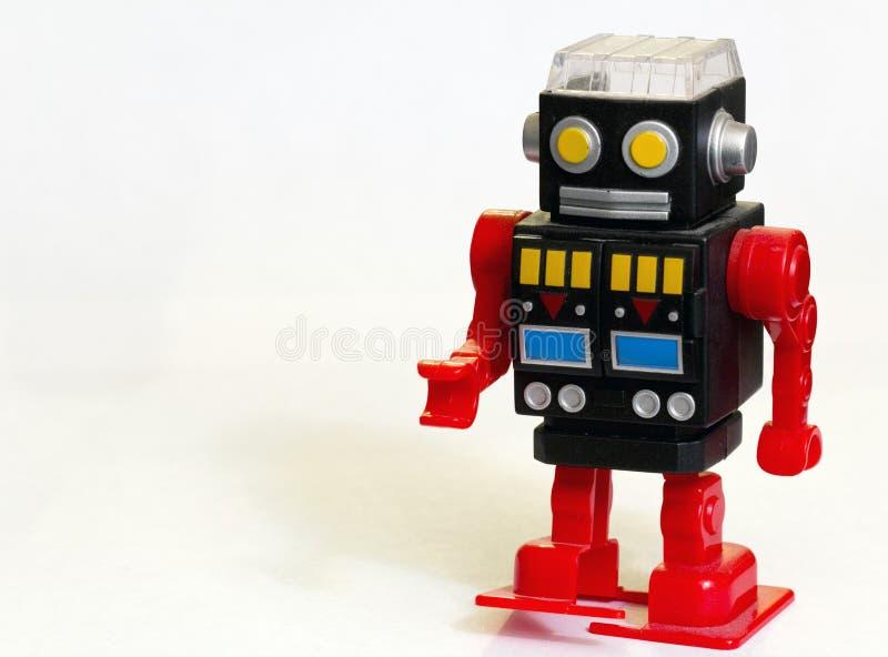 Toy Robot lizenzfreies stockbild