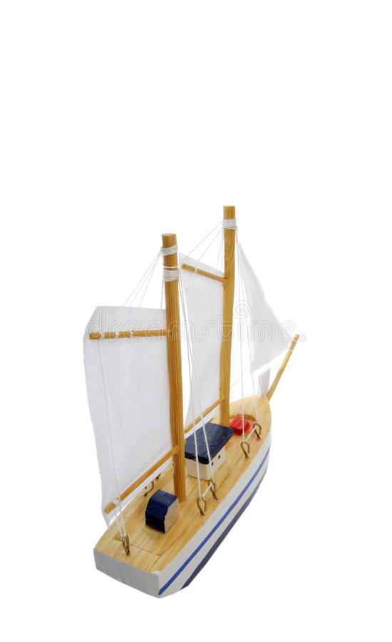 Download Toy Sailing Boat Stock Images - Image: 511214