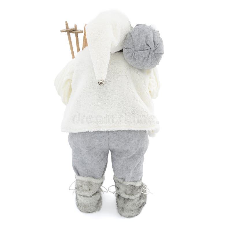 Toy Santa Claus royalty free stock image