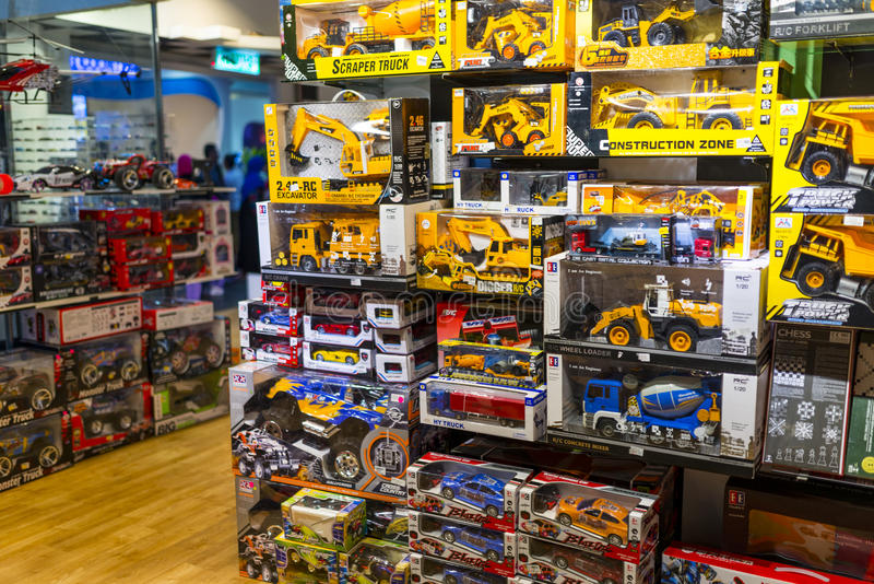 Toy Shop photographie stock