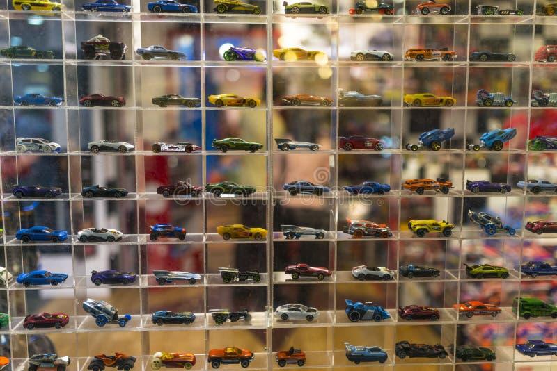 Toy Shop arkivfoton