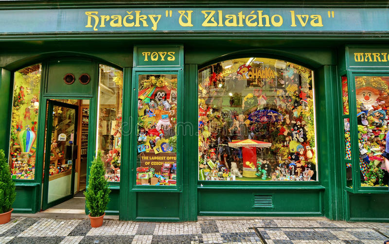 Toy Shop lizenzfreie stockfotografie