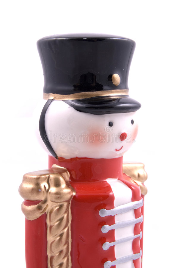 Toy Soldier. Close up of a Toy Soldier royalty free stock photo