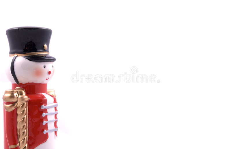 Toy Soldier. On Left royalty free stock photos