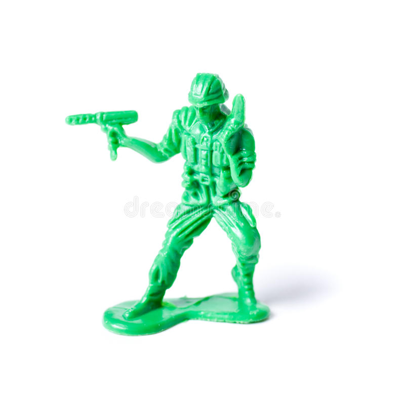 Download Toy soldier stock photo. Image of plastic, fire, defend - 24063516