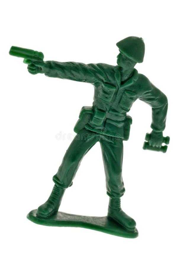 Toy Soldier fotografia stock