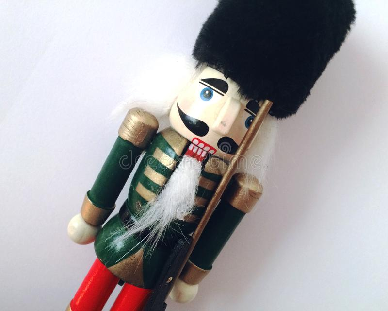 Toy Soldier image stock