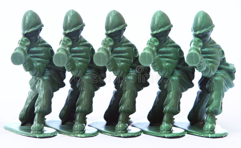 Download Toy Soldier stock image. Image of warfare, defend, rifle - 9016425