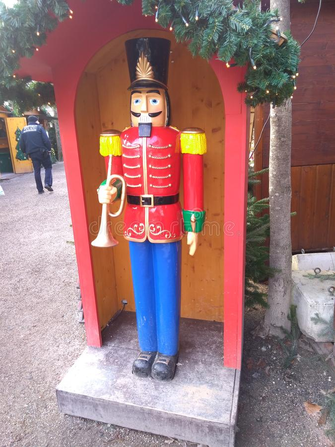 Toy soldier. Common  warrior toy soldier toysoldier royalty free stock photo