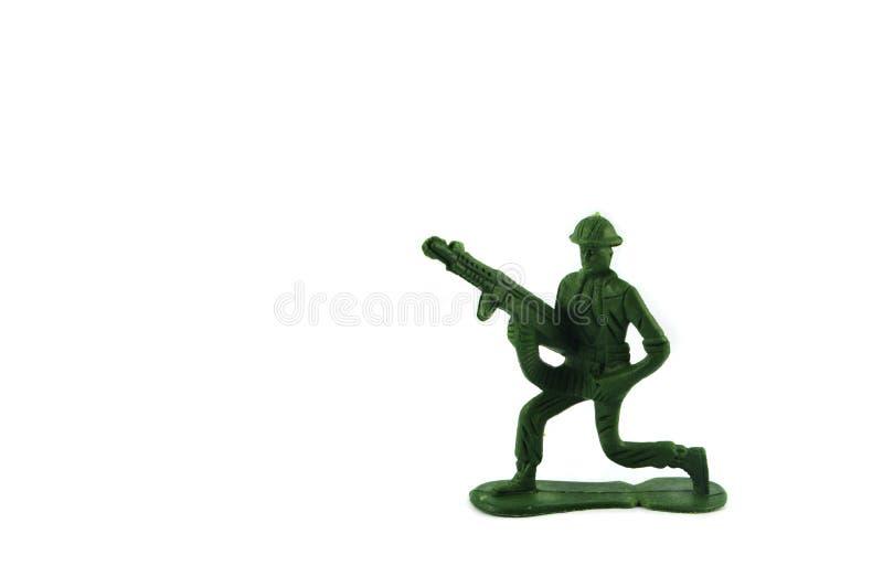 Toy Soldiers fotografia de stock