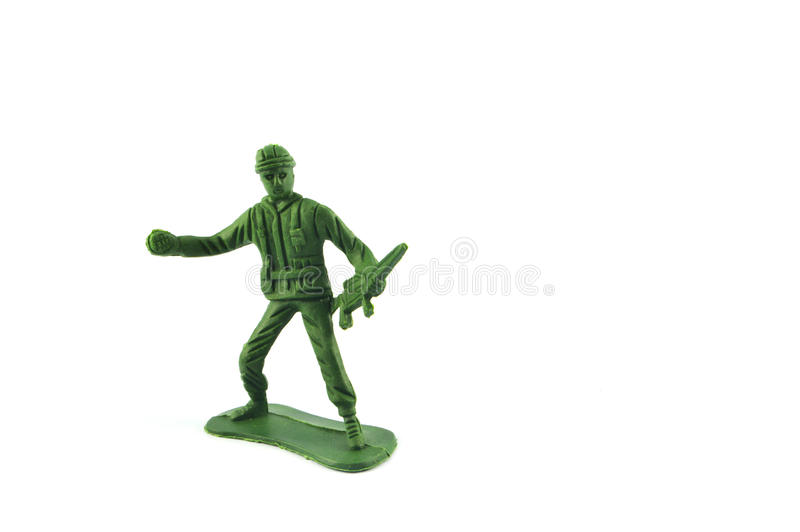 Toy Soldiers imagens de stock royalty free