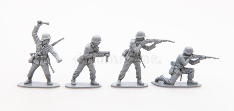 Toy Soldiers foto de stock