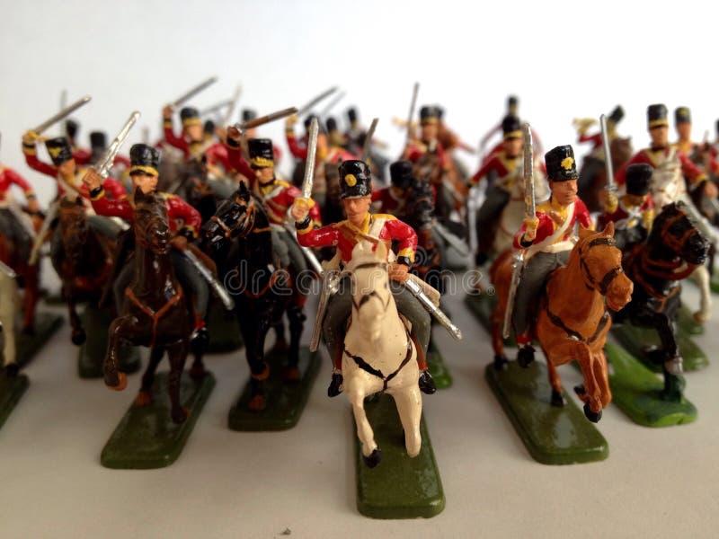 Toy Soldiers fotografia stock libera da diritti