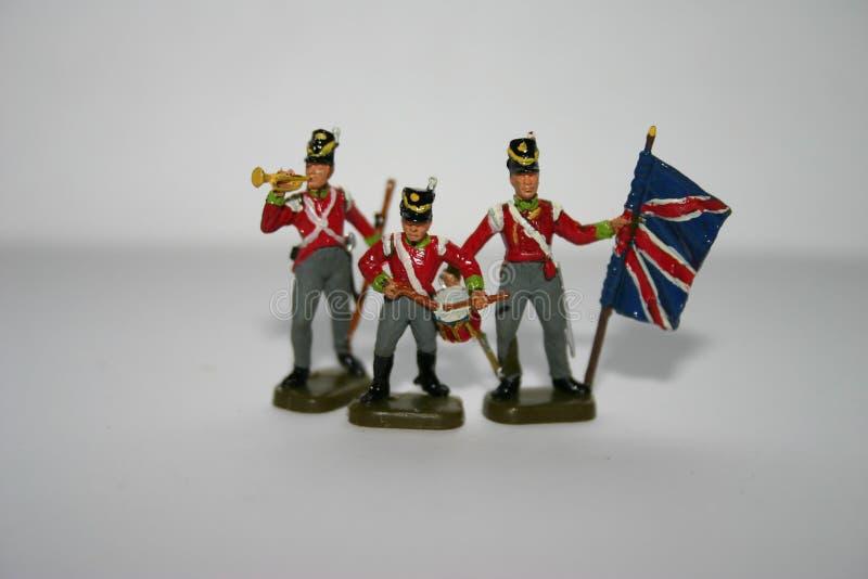 Toy Soldiers photographie stock libre de droits