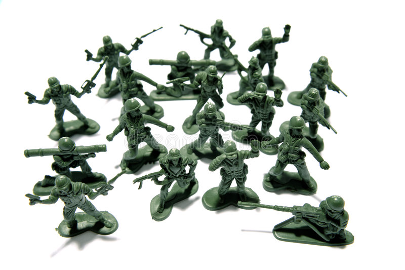 Download Toy Soldiers Stock Image - Image: 6683221