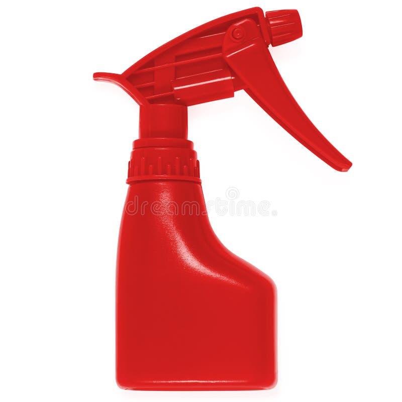 Toy Spray Bottle vermelho foto de stock