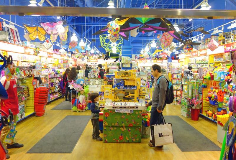 Toy Store arkivbild