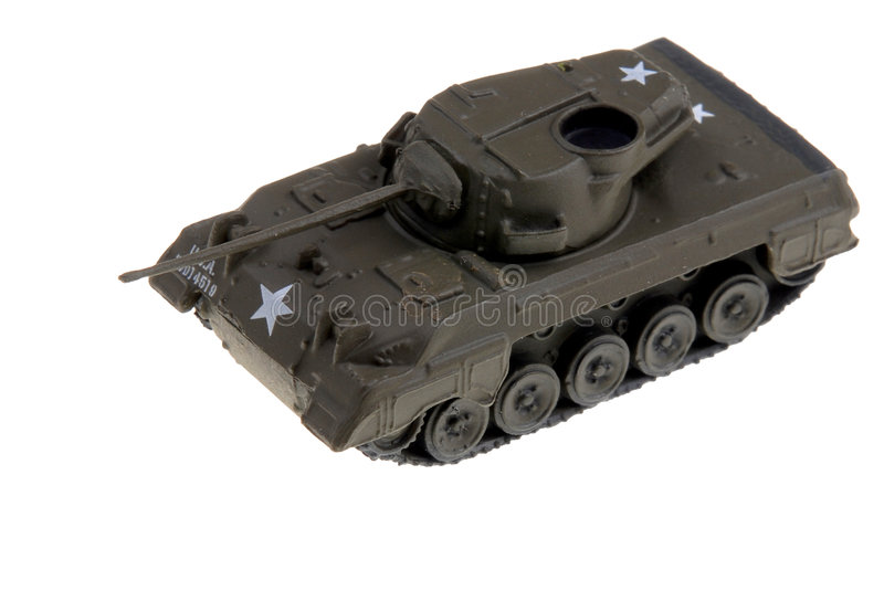 Toy Tank stock images