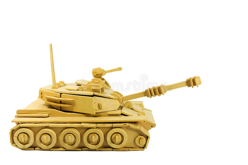 Toy Tank stock fotografie