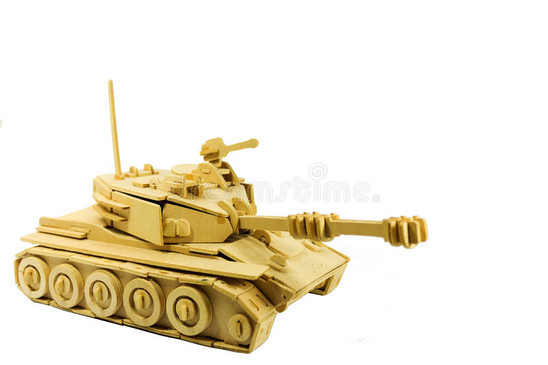 Toy Tank image stock