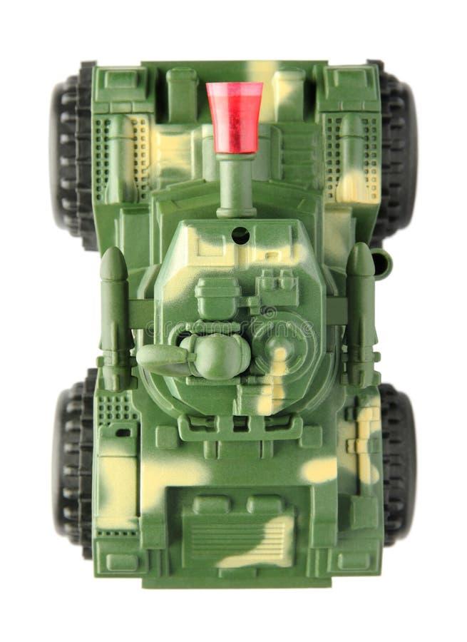 Toy Tank stockfoto