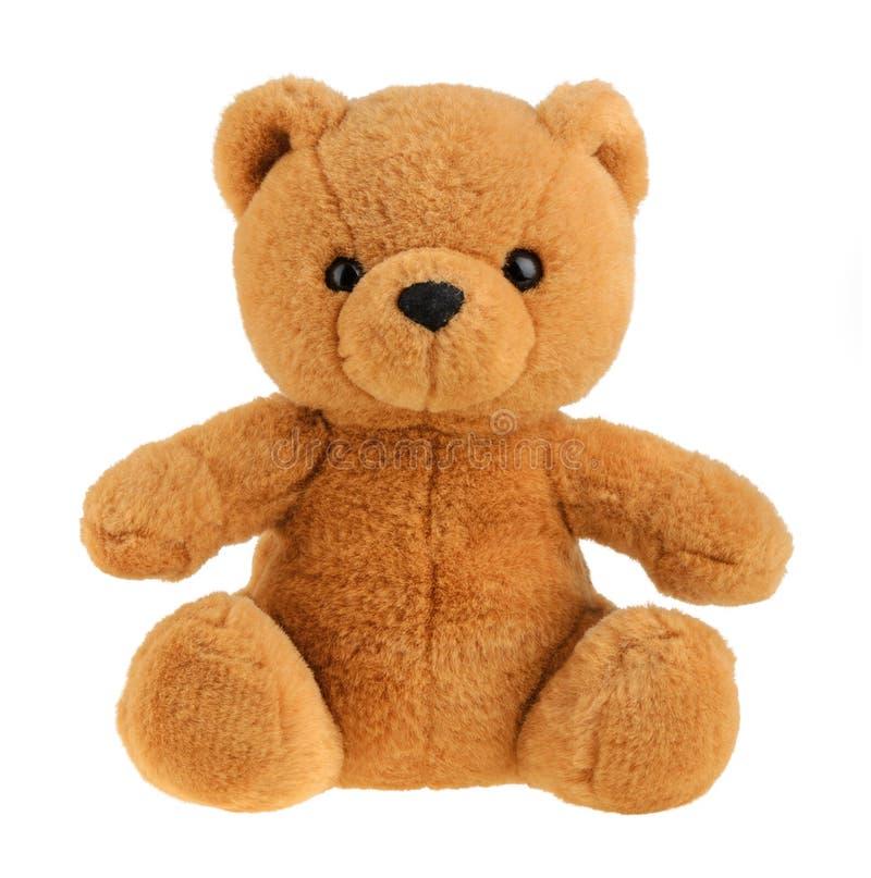 Free Toy Teddy Bear Isolated On White, Cutout Stock Photos - 46962033