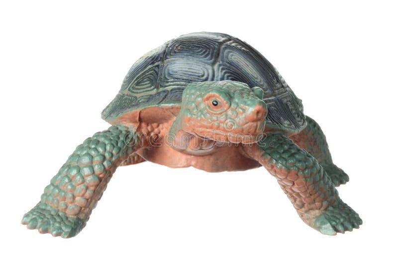 Toy Tortoise royalty-vrije stock foto's