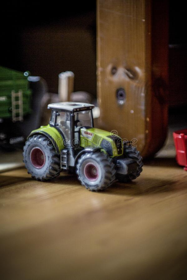 Toy Tractor Free Public Domain Cc0 Image
