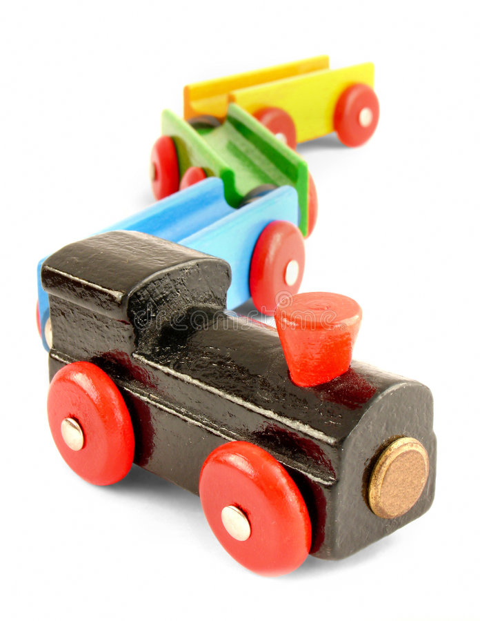 Free Toy Train Royalty Free Stock Images - 760149