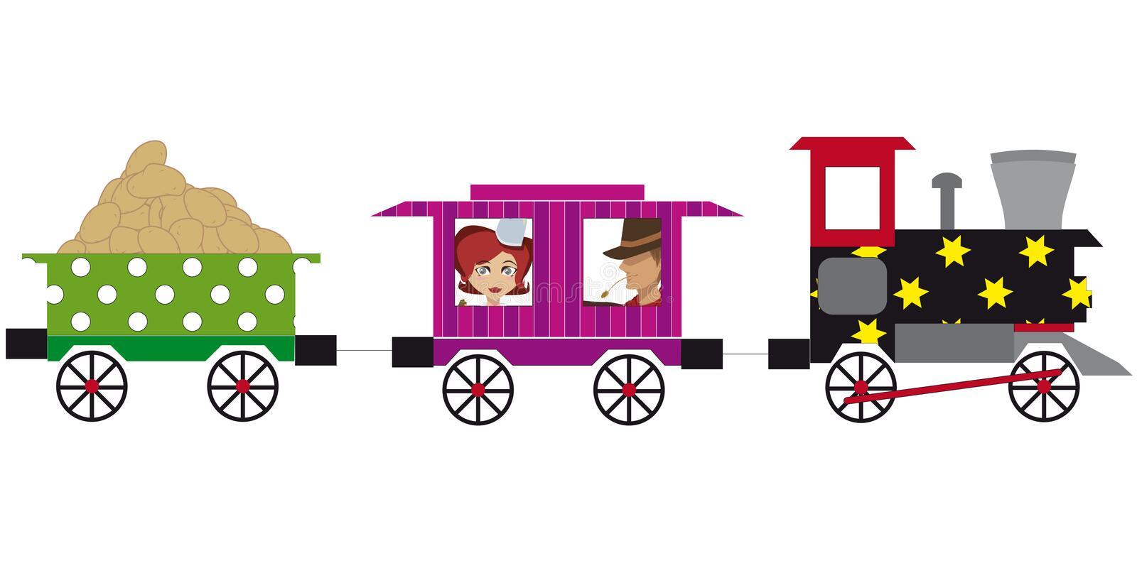 Download Toy Train Royalty Free Stock Photos - Image: 31032468