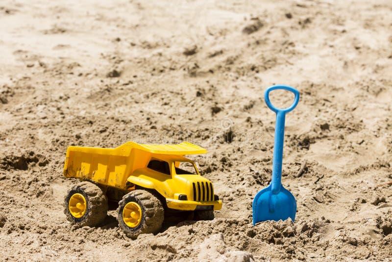 Toy Truck photos stock