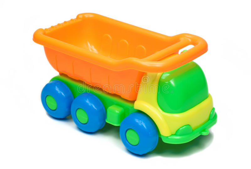 Toy Truck image stock
