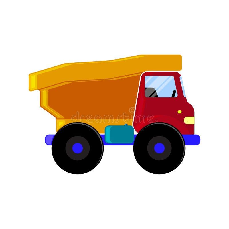 Toy Truck illustration de vecteur