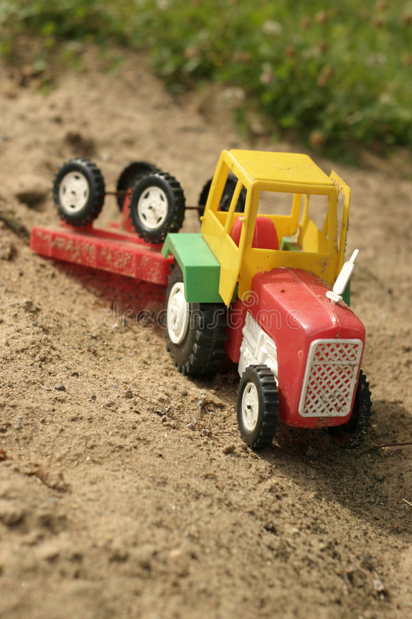 Toy vehicle stock photos