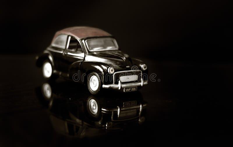 Toy Vintage Car imagen de archivo libre de regalías